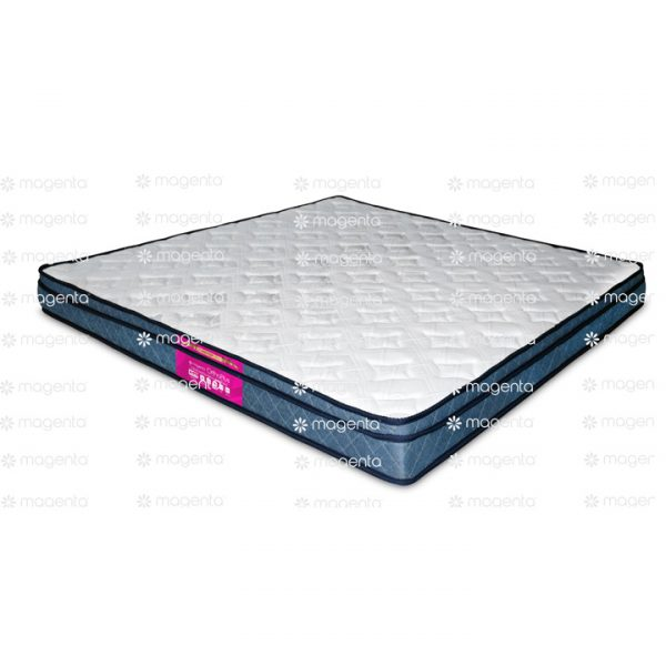 """5"""" BONDED AND HR FOAM MATTRESS WITH EUROTOP DESIGN"""